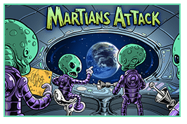 Martians Attack